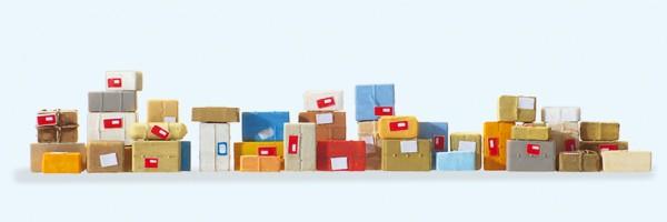 Preiser 17703 - 40 Postpakete