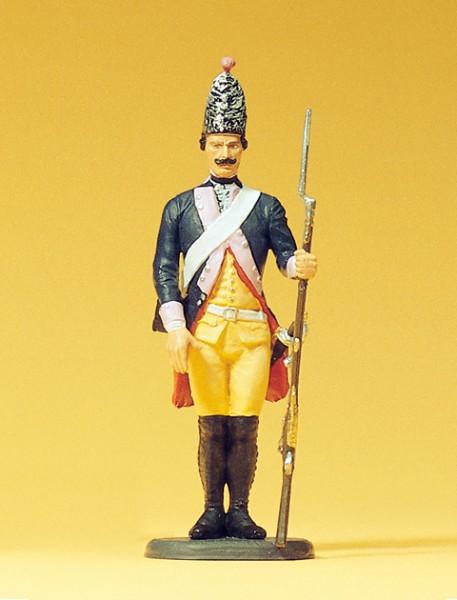 Preiser 54121 - 1:24 - Grenadier stehend Gewehr ab