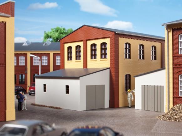 Auhagen 80105 - H0 - Garagenbau