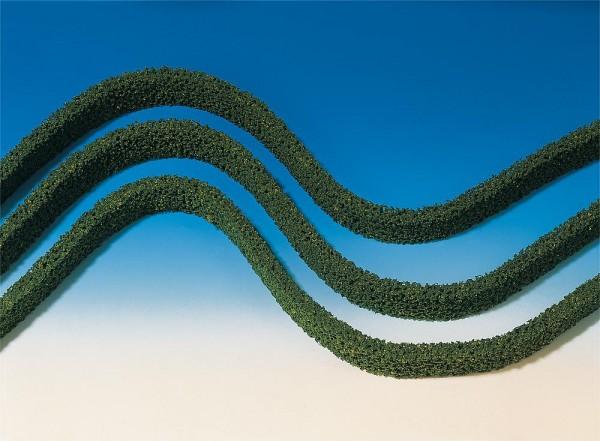 Faller 181489 - 3 Hecken grün, 500 x 10 x 27 mm