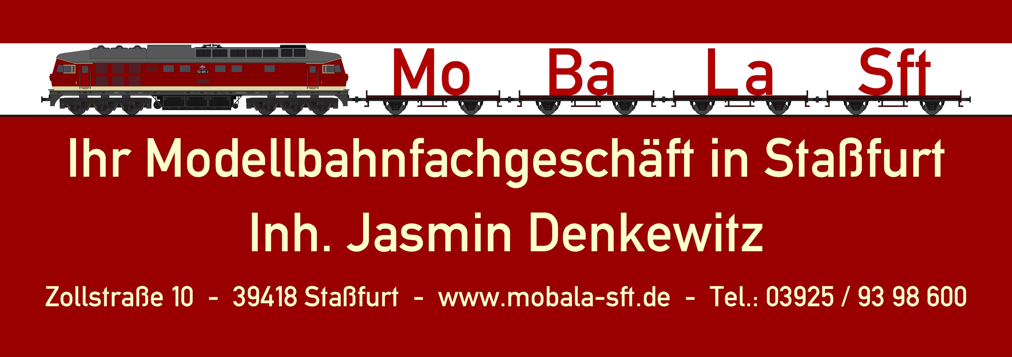 Modellbahnland-Stassfurt-Banner