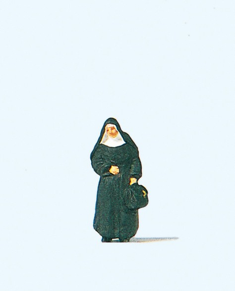 Preiser 28056 - H0 - Nonne
