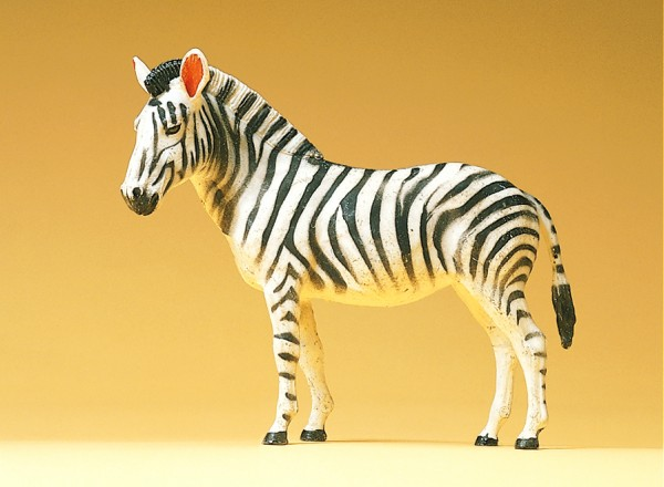 Preiser 47529 - 1:25 - Zebra