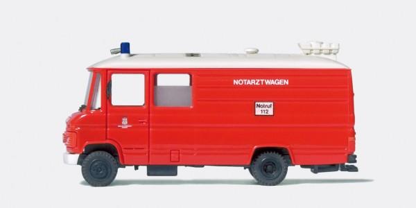 Preiser 35028 - Notarztwagen Feuerwehr Mercedes-Benz L 613 D