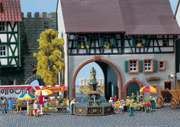 Faller 272574 - N - Dorfbrunnen