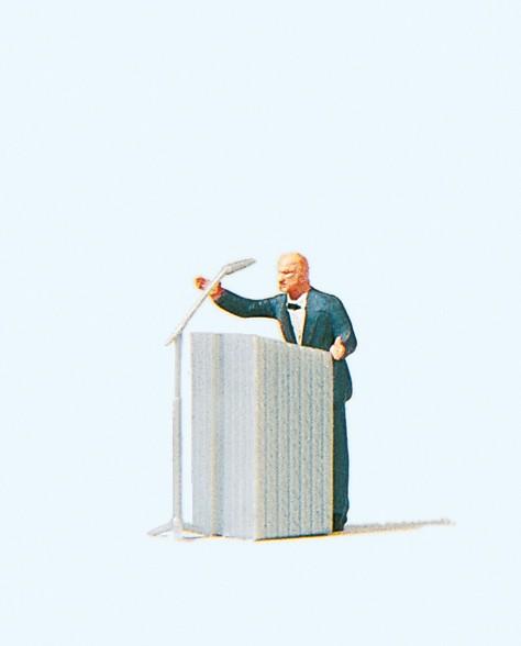 Preiser 28035 - H0 - Kleiner Mann - große Worte