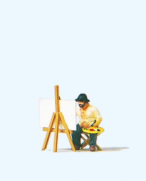 Preiser 28050 - H0 - Landschaftsmaler