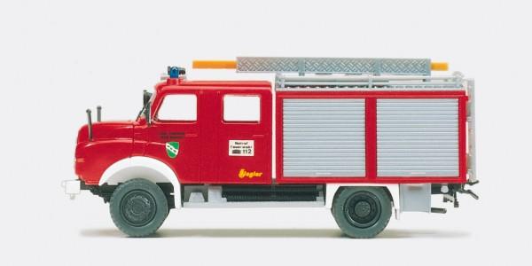 Preiser 31298 - H0 - Tanklöschfahrzeug TLF 16/25 MAN 11.192 HALF