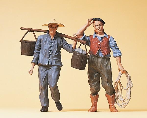 Preiser 45105 - G - Arbeiter um 1900
