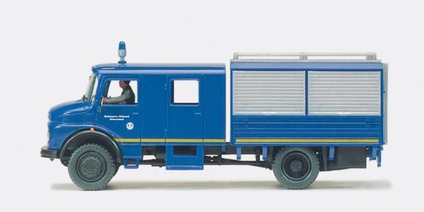Preiser 37000 - Mannschaftskraftwagen MKW 72 THW