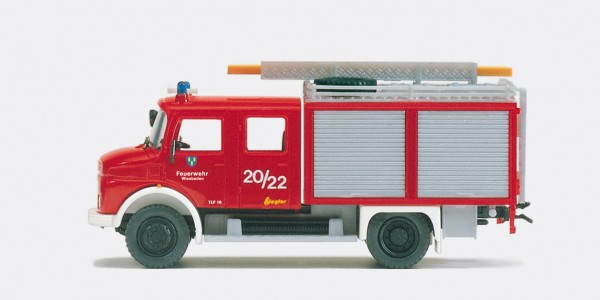 Preiser 31248 - H0 - Tanklöschfahrzeug TLF 16 MB LAF 1113 B/36